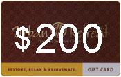 200 dollar gift card