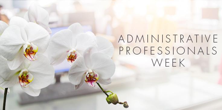 Admin Professionals Week