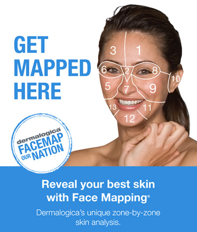 Dermalogica Face Mapping at Urban Retreat in Edmonton
