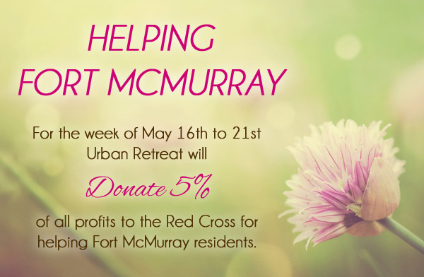 Helping Fort McMurray