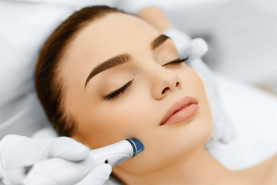 microdermabrasion skin treatment edmonton