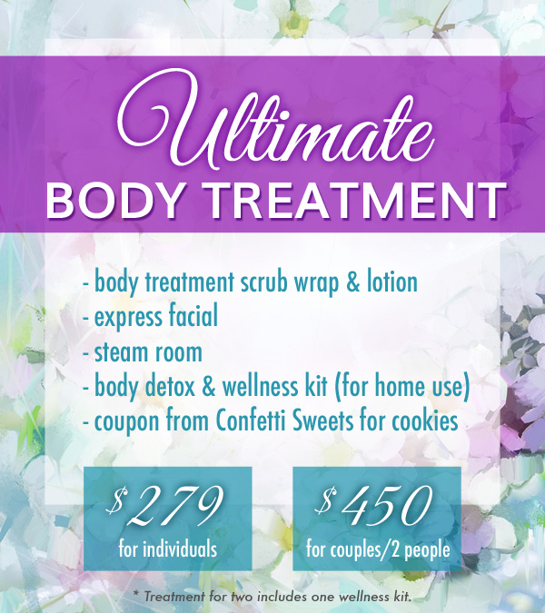 ultimate body treatment